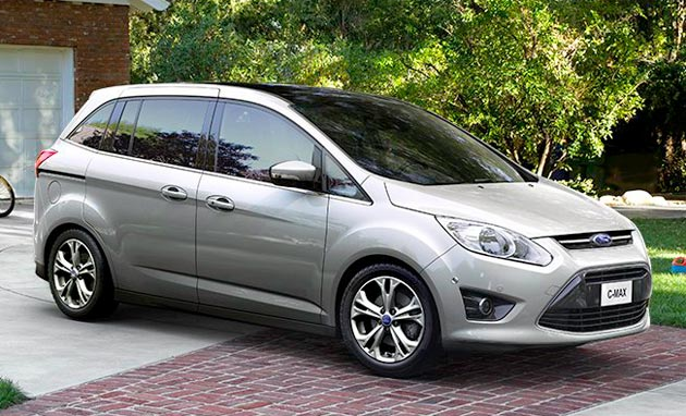 MISC Ford Grand C-Max (Euro)